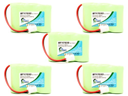 conair-ctp8212-confezione-x-5-batteria-di-ricambio-per-conair-batteria-per-telefono-cordless-600-mah