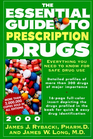 Image for Essential Guide to Prescription Drugs 2000