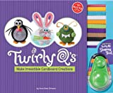 Twirly Q's: Make Cute Creatures from Cardboard Coils (Klutz) (0545396247) by Johnson, Anne Akers