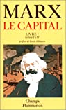 Le Capital, livre I, sections I à IV par Marx