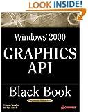 Windows 2000 Graphics API Black Book