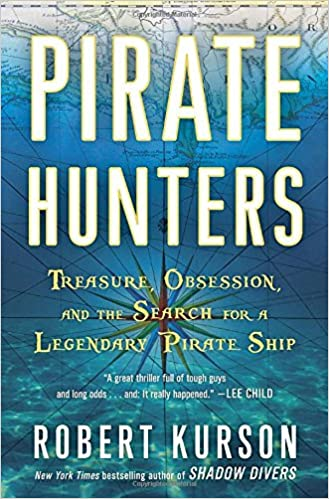 Finding And Identifying A Pirate Ship Is The Hardest Thing To Do Under Sea But Two Men John Chatterton Mattera Are Willing Risk Everything