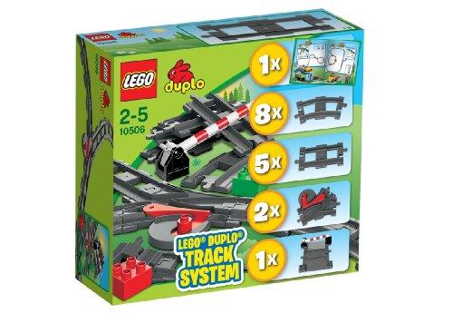Lego 10506 110 DUPLO Eisenbahn Zubehör Set