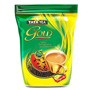 Tata Tea Gold, 1kg at amazon