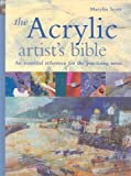 The Acrylic Artists Bible Book with Marilyn Scott (1844480925) by Marylin Scott