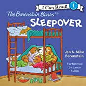The Berenstain Bears' Sleepover | [Jan Berenstain, Mike Berenstain]
