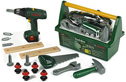 51T0DfrcwiL - BEST BUY #1 Theo Klein Toy Bosch Tool Case