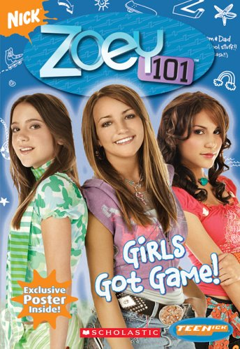 Zoey 101: Girls Got Game (Teenick) front-1023712