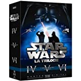Star Wars, la trilogie - Episodes 4  6 - Coffret 6 DVDpar Mark Hamill