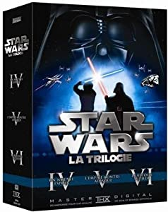Star Wars, la trilogie - Episodes 4 à 6 - Coffret 6 DVD
