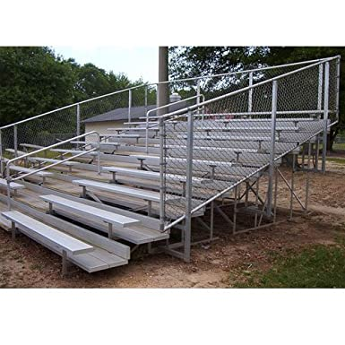stadium bleachers