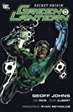 Geoff Johns Green Lantern: Secret Origin