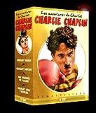 echange, troc Charlie Chaplin - Les aventures de Charlot : Charlot marin + Charlot boxeur + Une journée de plaisir + Charlot chez l'usurier