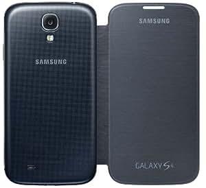 Adbeni Flip Cover For Samsung Galaxy S4 (Black)