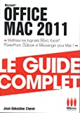 COMPLET�OFFICE MAC 2011 - MAC OS X LION