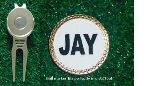 Gatormade Personalized Golf Ball Marker Divot Tool Jay Sharon D Maxfieldile