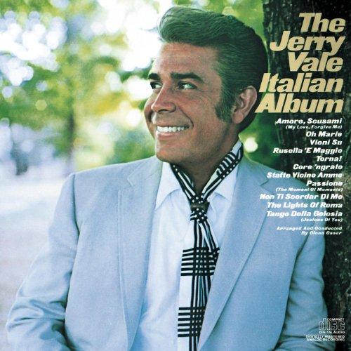 The Jerry Vale Italian Album, Mr. Media Interviews