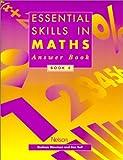 Essential Skills in Maths: Book 4 (answer book)