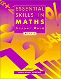 Essential Skills in Maths: Answer Book 4 (Essential Numeracy) (0174314663) by Newman, Graham