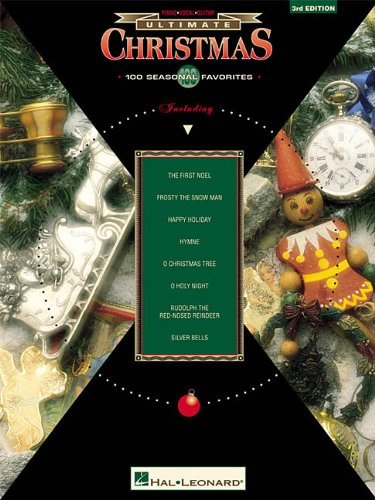 The Ultimate Series: Christmas: 100 Seasonal Favorites (Ultimate (Hal Leonard Books))