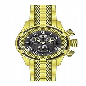 Invicta Women's 17159 Bolt Quartz Chronograph Gunmetal Dial Watch