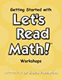 img - for Getting Started with Let's Read Math Workshops book / textbook / text book