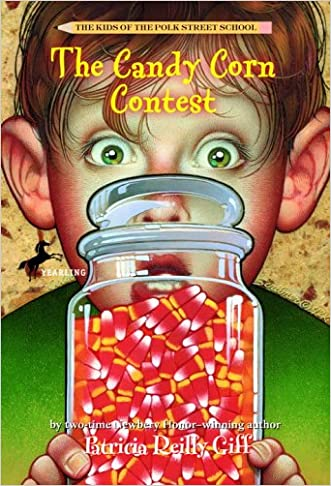 The Candy Corn Contest (The Kids of the Polk Street School) written by Patricia Reilly Giff