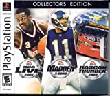 EA Sports Collection (NBA Live 2002, Madden 2002, NASCAR Thunder 2002) - PlayStation