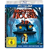 "Monster House in 3D [Blu-ray 3D]von ""Steve Buscemi"""
