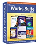 Microsoft Works Suite 2004 [OLD VERSION]