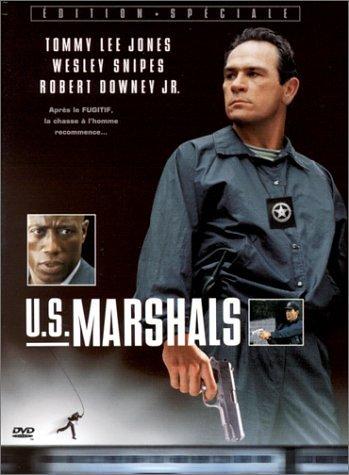 Us Marshals [Edizione: Regno Unito]