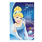 Disney Princess 6Pc Party Invitations Cards