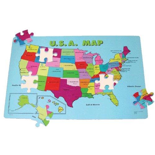 Cheap Fun Edushape USA Floor Map (B000182B30)