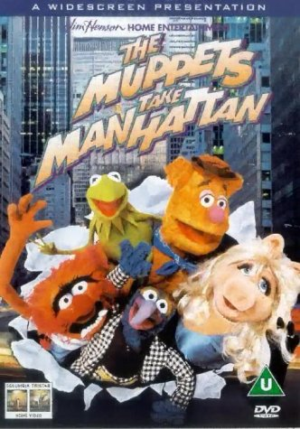 Muppets Take Manhattan [DVD] [1986]