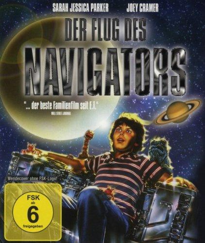 Der Flug des Navigators [Blu-ray]