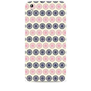 Skin4gadgets RETRO PATTERN 56 Phone Skin for HTC DESIRE 816 W