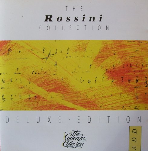 The Rossini Collection - Overture: William Tell, the Barber of Seville, the Italian Girl in Algiers, Semiramide, the Silken Ladder (Italian Girl In Algiers compare prices)