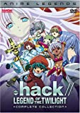 Cover art for  .hack//Legend of the Twilight: Anime Legends Complete Collection