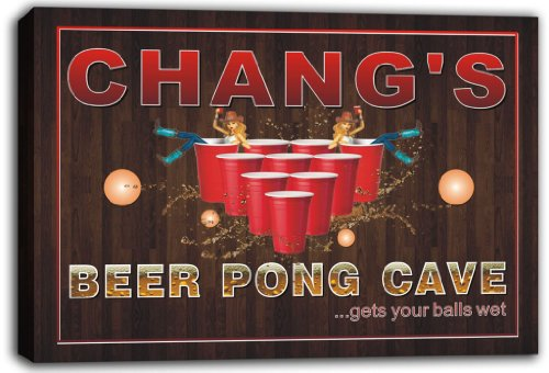 scqr1-1687-changs-beer-pong-cave-bar-game-stretched-canvas-print-sign