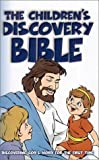 img - for Children's Discovery Bible: Discovering God's Word for the First Time (Faith Parenting Guide) book / textbook / text book