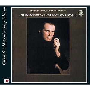 Plays Bach Toccatas-Vol.2