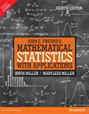 img - for John E. Freund's Mathematical Statistics with Applications (8th Edition) [Paperback] book / textbook / text book