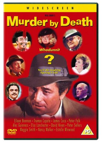 Murder By Death [DVD]
