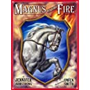 Magnus at the Fire