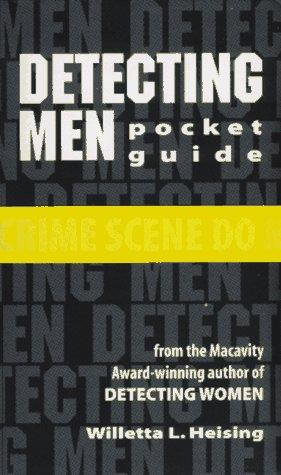 Detecting Men Pocket Guide: Checklist Only