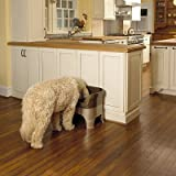 Large Dog Feeder System - Bronze - Frontgate