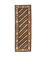 L'Eden del Tappeto Alfombra Shirvan Beige / Multicolor 101 x 288 cm