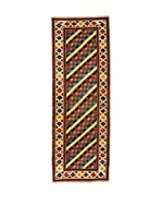 Eden Carpets Alfombra Shirvan Beige/Multicolor 288 x 101 cm