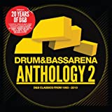 Various Artists Drum & Bass Arena Anthology 2: D&B Classics From 1993-2013