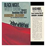 Black Night White Snow (0304300152) by Salisbury, Harrison E.
